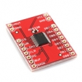 Board for AD5330 Parallel 8-Bit DAC