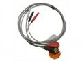 Cavi speciali ECG Cable w/ 3 wires