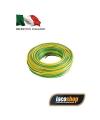 Cavo 100m Unipolare N07V-K 1X1,5mm² Giallo/Verde