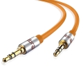 Cavo Audio Jack 3.5mm - Stereo Maschio a Stereo Maschio - 5 m /A