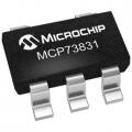 Controller di carica batteria MCP73831T-2ACI/OT Ioni di litio, p