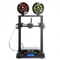 Creality 3D CR-X Dual Extruder 3D Printer with 4.3 Inch Touchscr