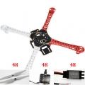 DJI - F450 ARF kit Drone (con motori, ESC, eliche originali) + N