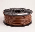 Dark Brown ABS 1kg Spool 1,75 mm Filament