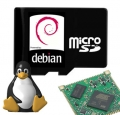 Debian microSD 8GB