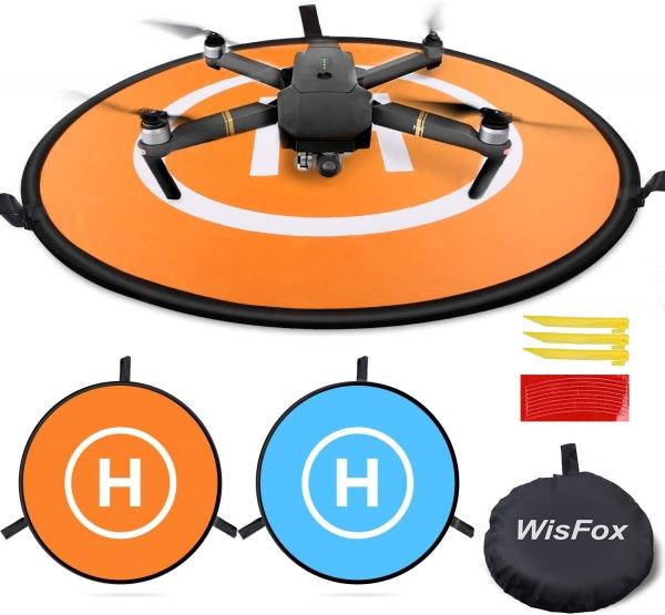 Drone Landing Pad Impermeabile 75cm pieghevole