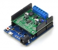 Dual MC33926 Motor Driver Shield