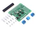 Dual TB9051FTG Motor Driver for Raspberry Pi (Partial Kit)