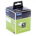 Dymo 99012 /s0722400 Originale Etichetta Strisce Bianco