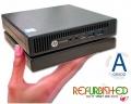 ELITEDESK 800 G2 MINI I5-6600T 8GB SSD@128GB VGA/DP USB3.0 RS232
