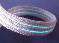 EL tape 2 wires polyester violet