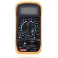 Excel XL830L Digital 3 1/2 LCD Voltmeter Ammeter Ohmmeter Multim