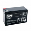 FIAMM FG20721 BATTERIA AL PIOMBO RICARICABILE 12V 7,2AH FASTON 4
