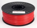 FLUORESCENT RED- ABS 1kg Spool 1,75mm Filament