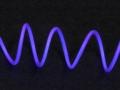 Filo Elettroluminescente Purple 1.2mm
