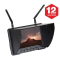 Flysight 7'' FPV Monitor 5.8GHz Dual Antenna FPV