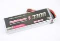 FullPower - Batteria Lipo 3S 3300mAh 35C Silver V2 - DEANS