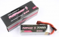 FullPower - Batteria Lipo 3S 2200mAh 35C Silver V2 - DEANS