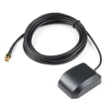 GPS/GNSS Magnetic Mount Antenna SMA - 3m