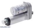 Glideforce LACT2-12V-10 Light-Duty Linear Actuator: 25kgf, 2 (in