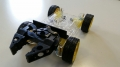 GripperBot - Chassis con pinza