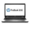 "HP ProBook 650 G2 i5-6200U 4GB 500GB 15.6"" WIN 7/10 PRO T4J06ET"