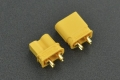 High Quality Gold Plated XT30 Male & Female Bullet Connector