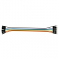 """Jumper Wires 7.8"""" F/M (10 Pack)"""