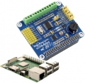 KIT Raspberry Pi 3 Mod B+  -  AD/DA I/O Board