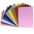 Kit Multicolor Fogli di Vinile - 30x25cm - 18pcs