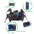 Kit per costruzione robot a 4 piedi per Arduino con Nano Board e
