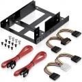 """Kit per montaggio SSD CAVI e TELAI per montaggio 3,5"""""""