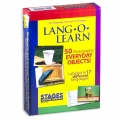 LANG-O-LEARN - Everyday Objects Cards