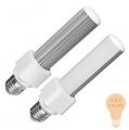 LED PL E27 7W 2700K - Luce calda
