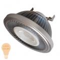 LED Spot AR111 11W 2700K - Luce calda