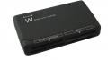 LETTORE MEMORIE UNIVERSALE ESTERNO ALL IN 1 USB 2.0 EW1050