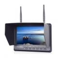 Lcd Monitor 7'' 1024x600 5.8 Ghz FPV-720