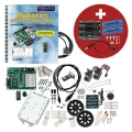 Li-ion Power Pack Charger + Boe-Bot Robot Kit Serial