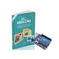 Libro ABC di Arduino + board Arduino UNO rev.3