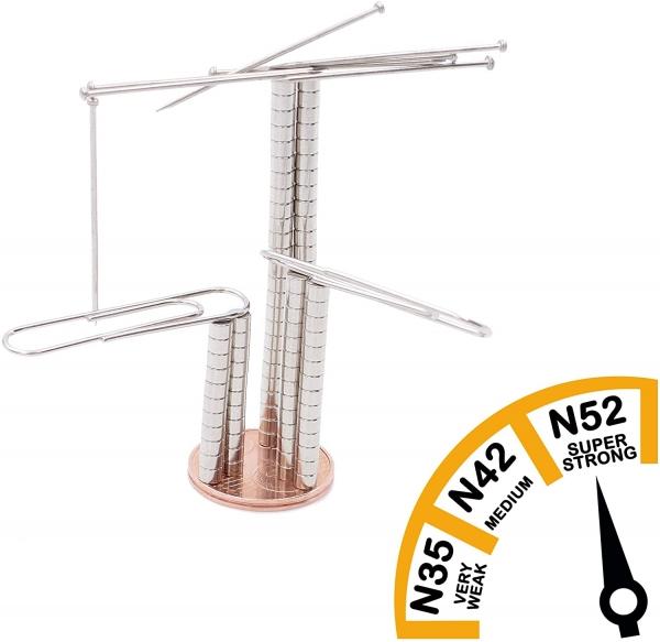 Magneti Neodimio - 4x4mm