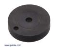 Magnetic Encoder Disc for Mini Plastic Gearmotors, OD 9.7 mm, ID