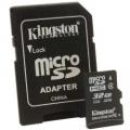Micro SD Kingston 32gb con adattatore