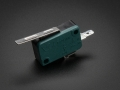 Micro Switch w/Lever - 2 Terminal