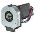 NEMA08 1.3mm AMT112S .6A Stepper Motors with Encoder