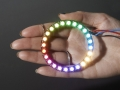 NeoPixel Ring - 12 x 5050 RGBW LEDs w/ Integrated Drivers