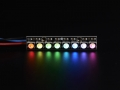 NeoPixel Stick - 8 x 5050 RGBW LEDs - Cool White - 6000K