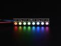 NeoPixel Stick - 8 x 5050 RGBW LEDs - Warm White - 3000K