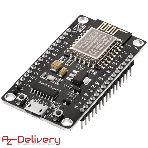 NodeMCU Lua Lolin V3 ESP8266