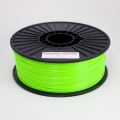 Nuclear Green ABS 1kg Spool 1,75mm Filament