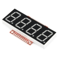 OpenSegment Serial Display - 20mm (Red)